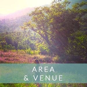 Area & Venue