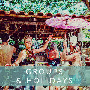 Groups & Holidays