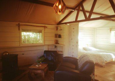 safari lodge..