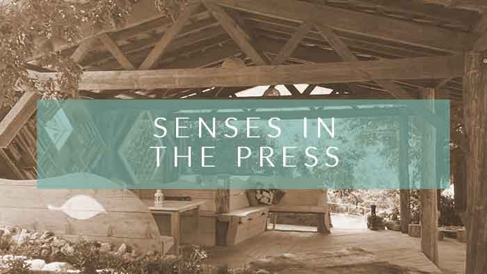 Senses in the press
